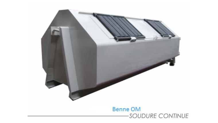 Bennes Types A.O.M