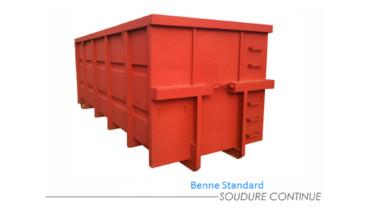 Bennes standard