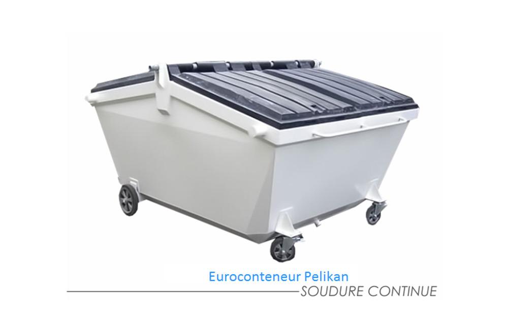 Euroconteneurs Pelikan
