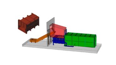 Containers de connexions – SERIE PK-15