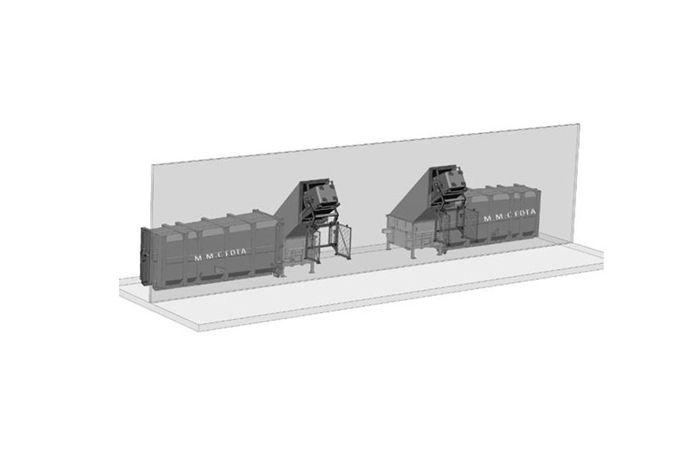 Containers de connexions – SERIE PK-20 H-VS