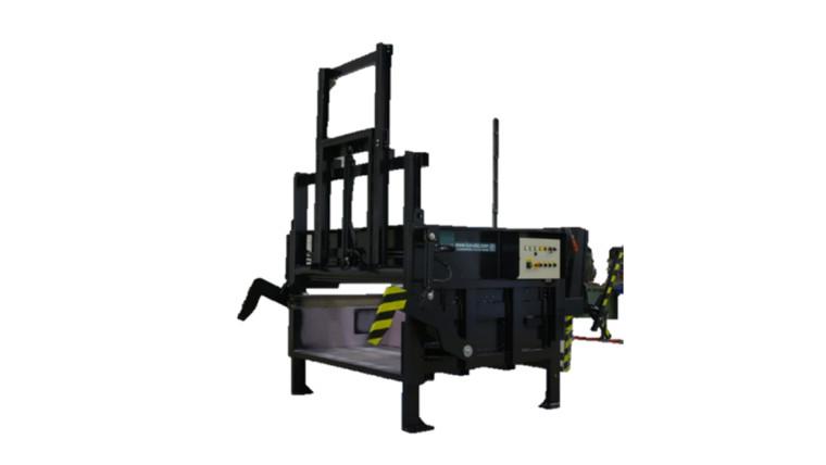 Presses Fixes avec des récipients de liaison -SERIE SL 1100-H